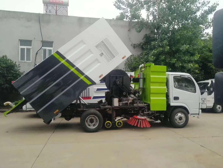 东风福瑞卡3吨洗扫车,全新产品,仅此一家图片