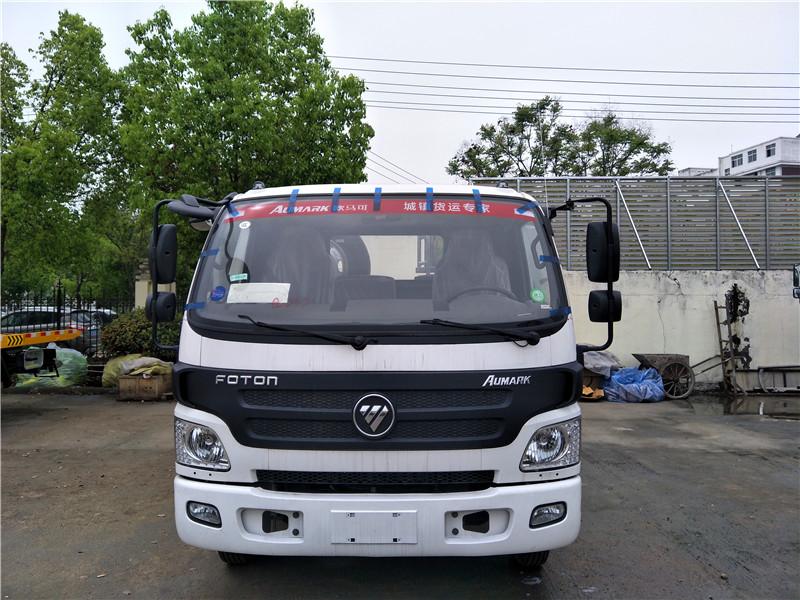 江苏徐州黄牌5吨道路清障车厂家大优惠价格仅16万多