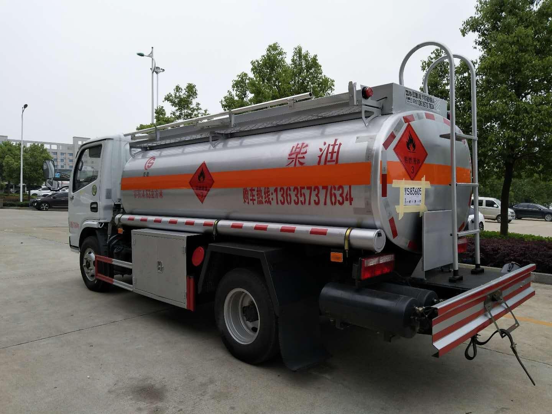 東風5噸油罐車加油車圖片價格配置廠家圖片