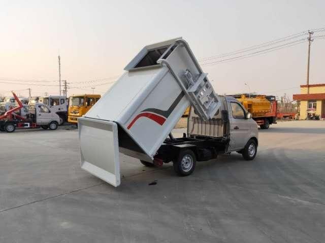 长安挂桶垃圾车福田挂桶垃圾车3 5 8方挂桶垃圾车
