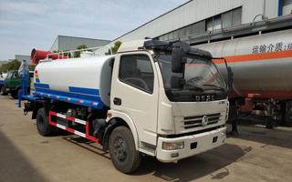 國五東風12噸灑水車廠家價格