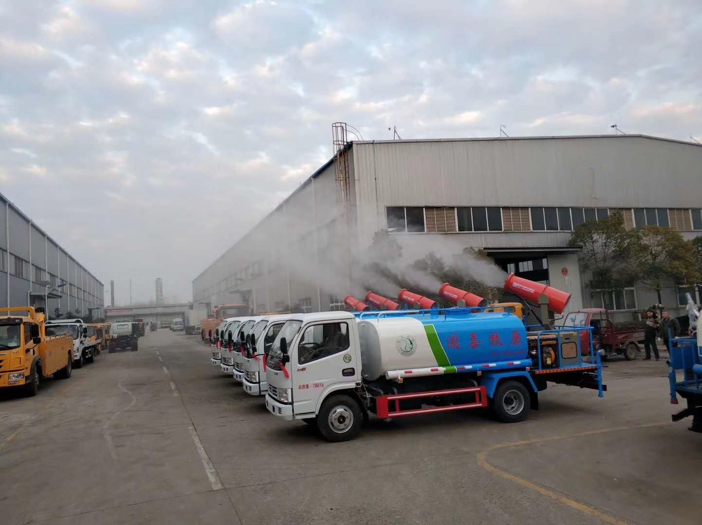 東風多利卡5噸抑塵車圖片
