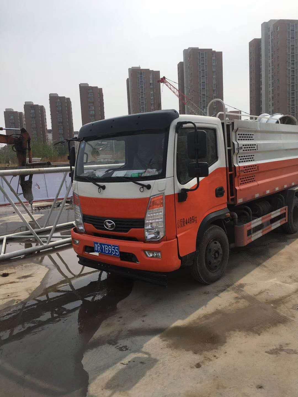 江苏泰州30米5吨雾炮车厂家现价仅9万多......