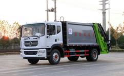 10立方压缩垃圾车厂家直销-垃圾车