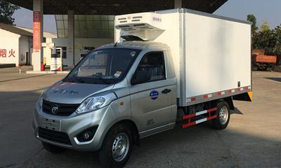 福田小型伽途T3冷藏車