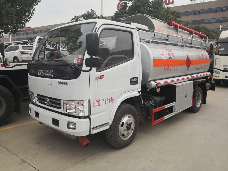 东风多利卡4吨-5吨加油车