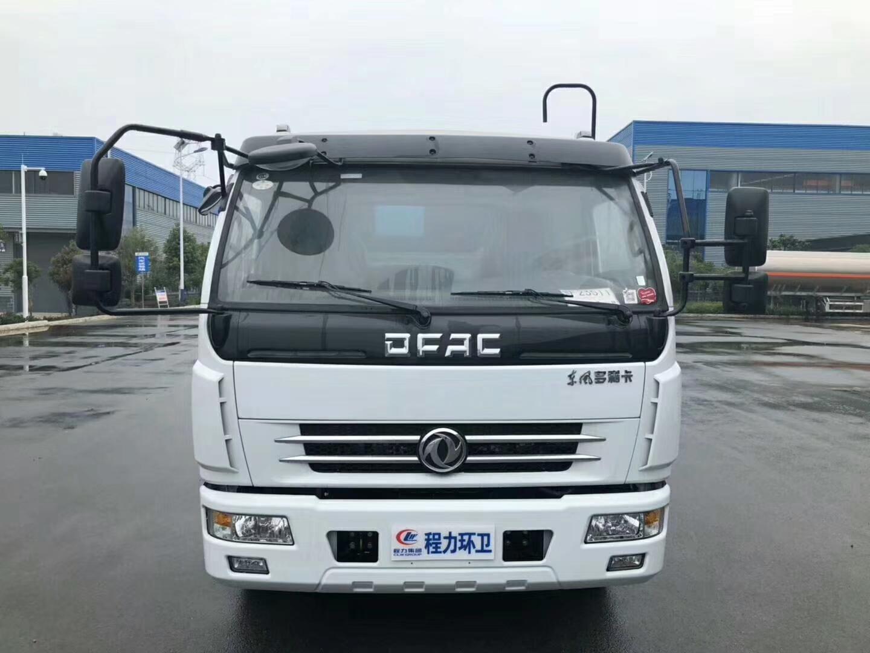 東風D7大多利卡 8方壓縮垃圾車