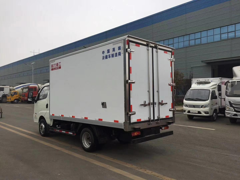 武漢程力重工冷藏車圖片