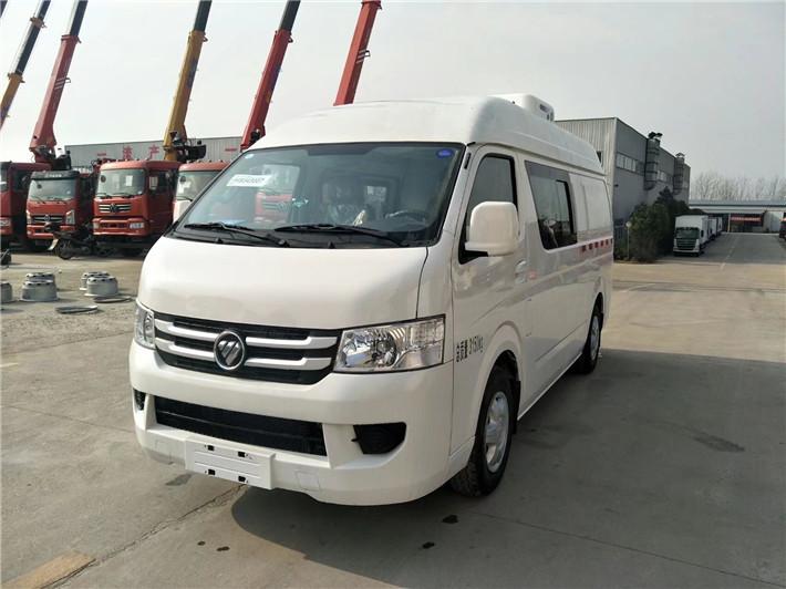 福田G7面包冷藏車