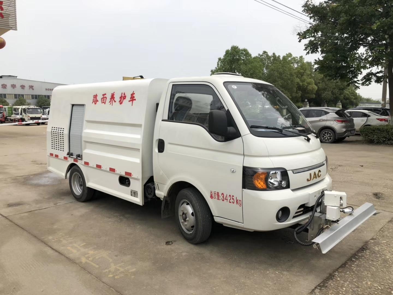 江淮后双轮2吨水—路面养护车图片
