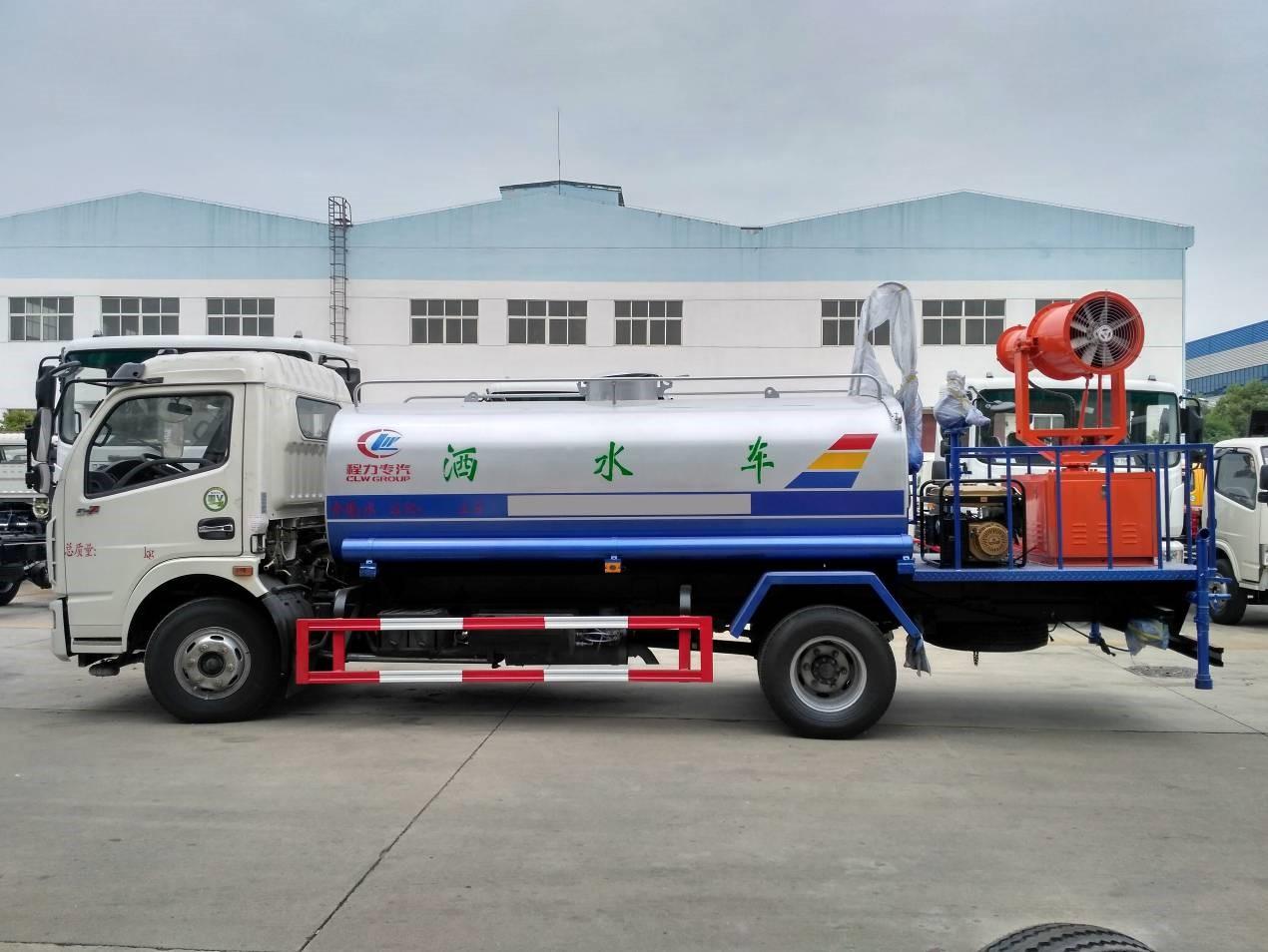 程力东风8吨洒水车价格优惠5千--1万限数量发售图片