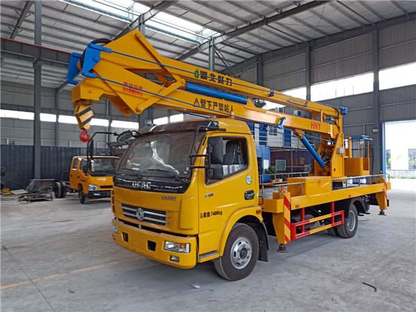 東風18米高空作業車