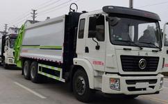 东风T5后八轮18立方压缩垃圾车多少钱?