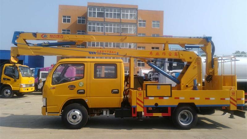 12米高空作业车现车促销,整车质保