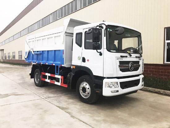东风D9对接垃圾车厂家图片
