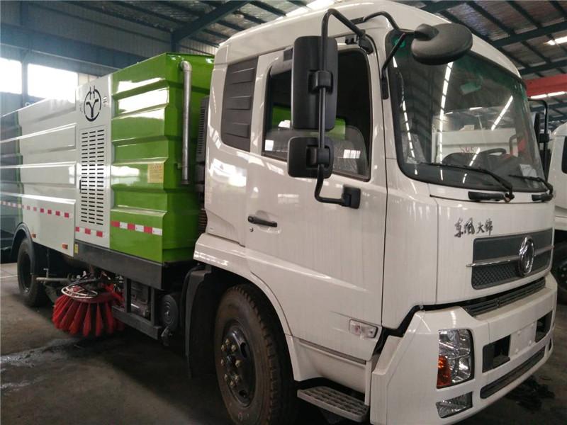 陜西省煤廠洗掃車價格