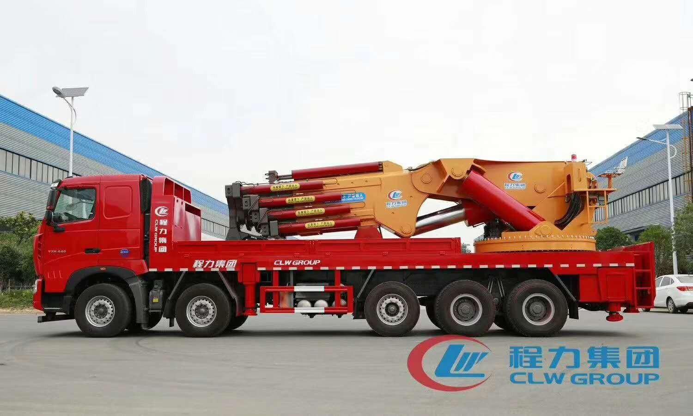 150吨大型随车吊厂家 图片 视频图片