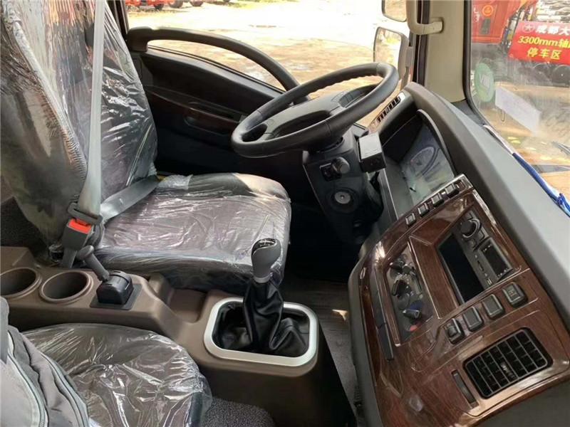 冷藏车拉鲜肉 大运蓝牌冷藏车 4米2冷藏车上 蓝牌冷藏车(图12)