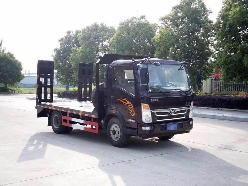 ZZ5048TPBD17EB1平板运输车