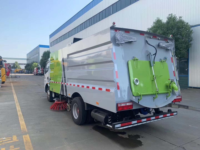 东风多利卡D7国六洗扫车