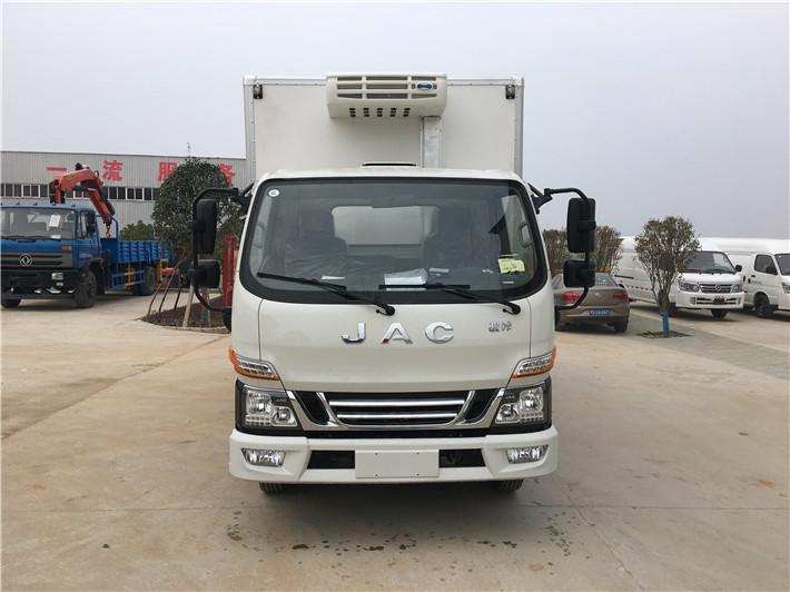 江淮骏铃V5 4.2米冷藏车图片