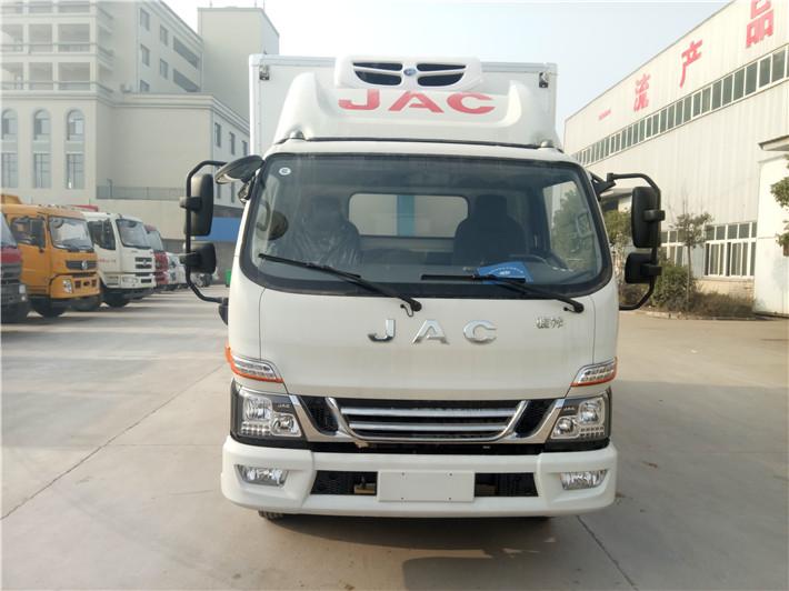 江淮駿鈴V6 4.2米冷藏車