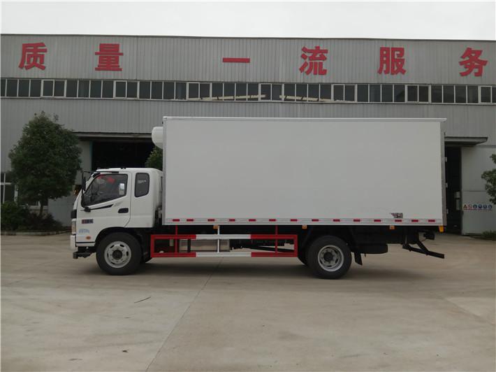 福田欧马可6.2 米冷藏车