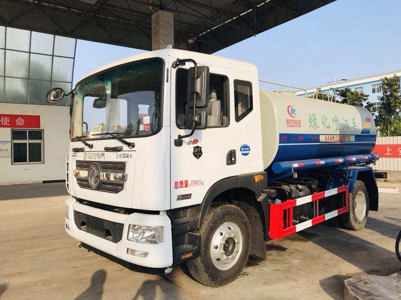 東風12-15立方灑水車-程力專用汽車廠家銷售