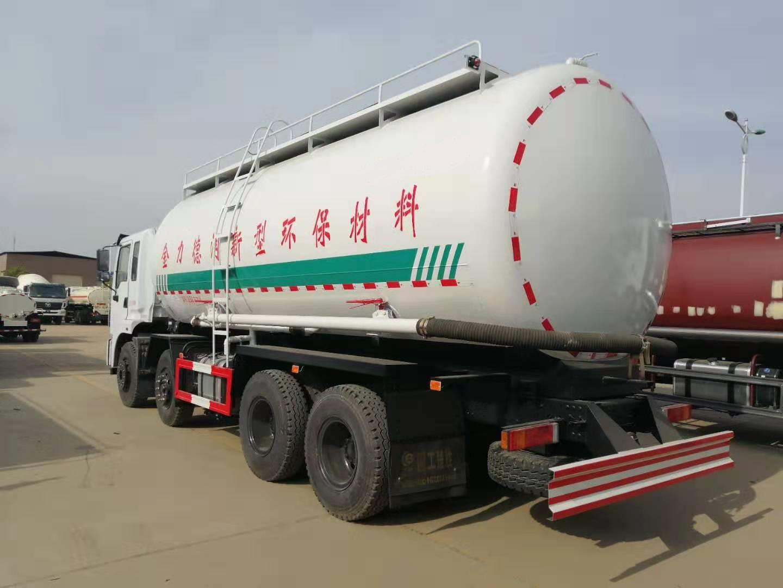 40吨散装水泥罐车多少方
