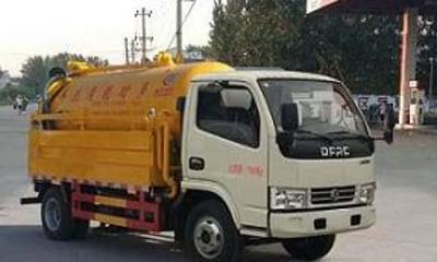 東風多利卡10噸清洗吸污車配置哪里的好