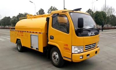 東風3噸清洗吸污車配置多少錢呢