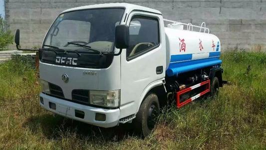 东风5吨福瑞卡绿化洒水车