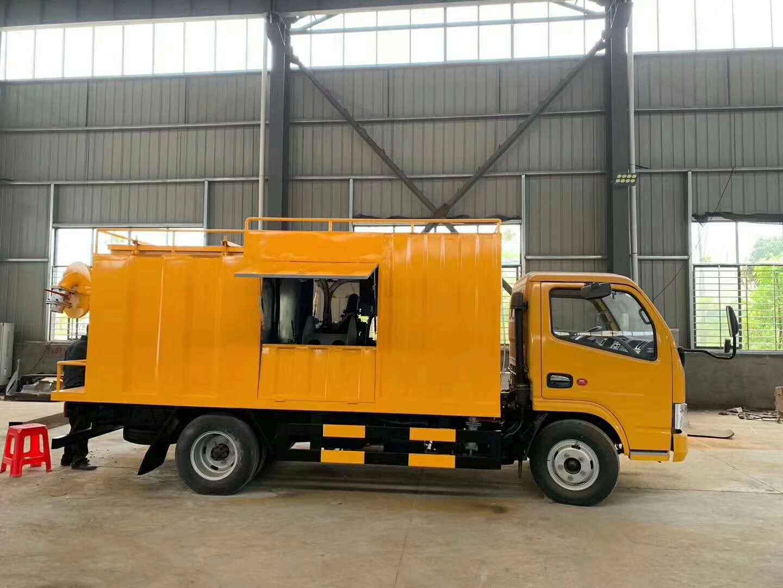 污水问题处理清淤车多少钱抽泥浆污水车