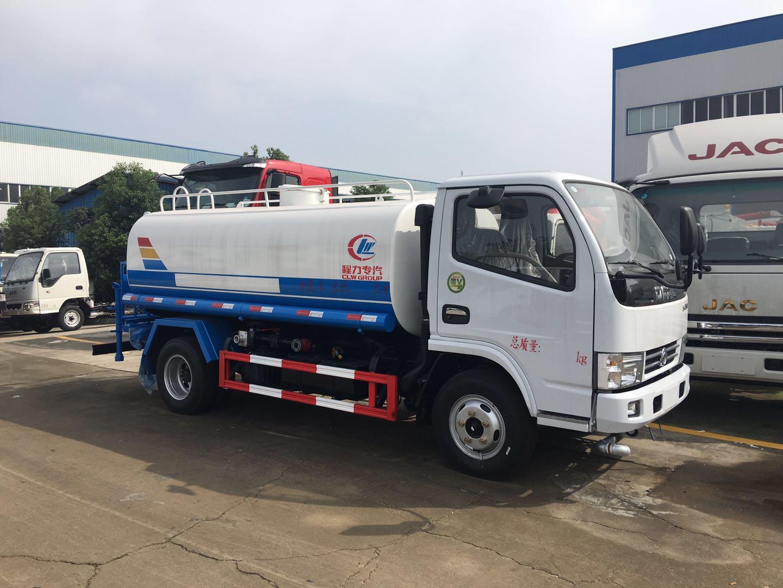 貴州六盤水東風5噸灑水車價格超劃算 買到就是賺到