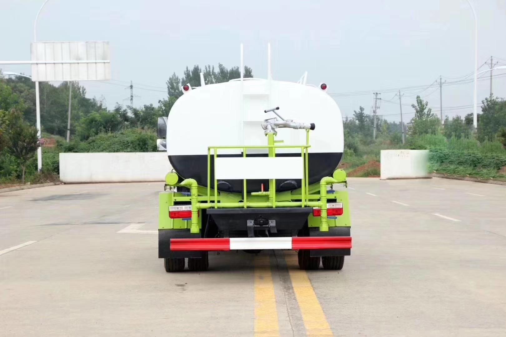 国六东风K7凯普特洒水车图片