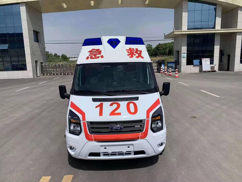 各种救护车精品改装最低价格
