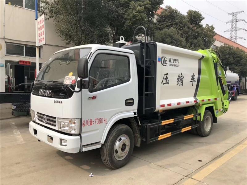 东风天锦8方垃圾车需要多少钱