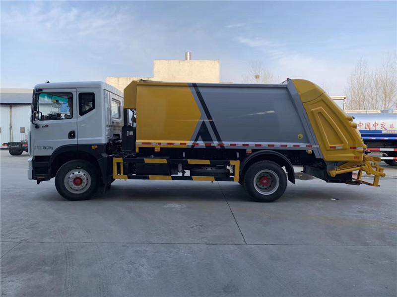 东风15吨垃圾车多少钱