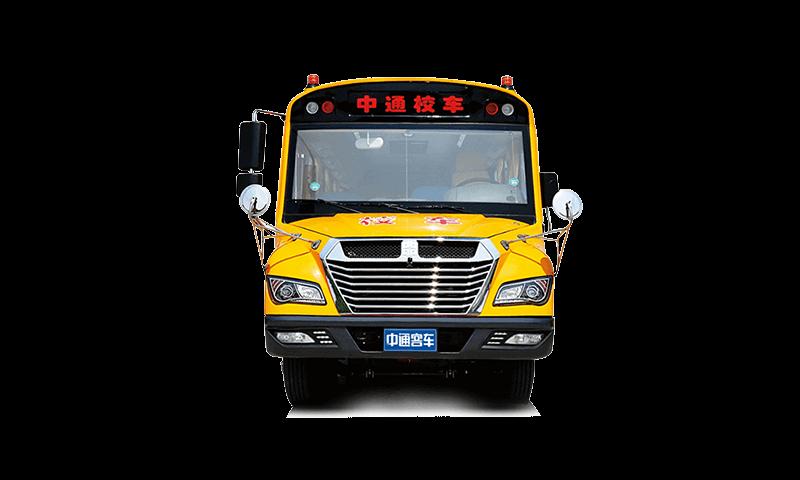 中通牌10-19座幼儿专用校车LCK6570D4XE型