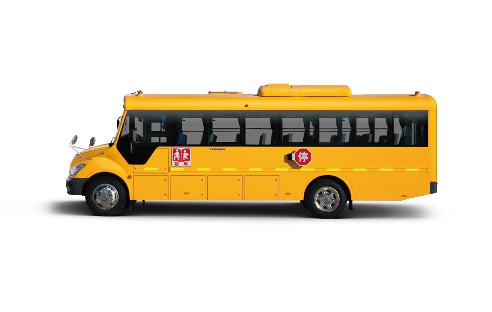 金龙牌24-56座XMQ6100BSD5小学校车