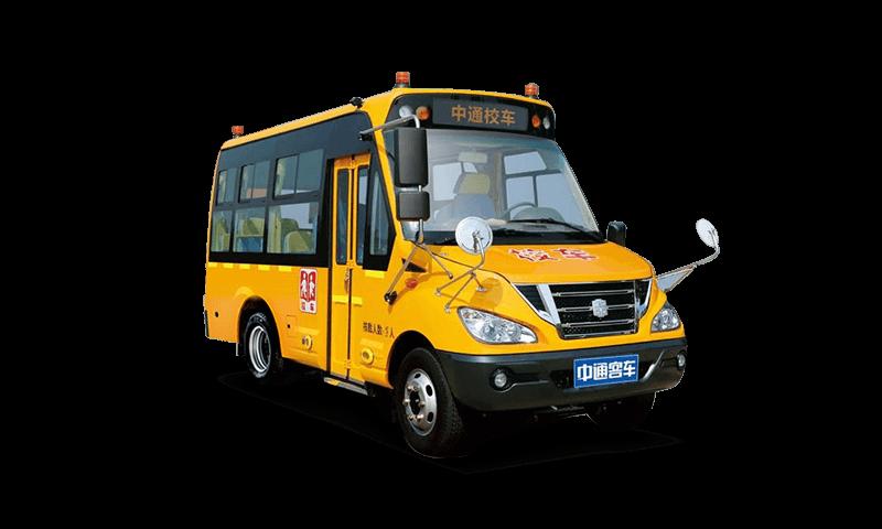 中通牌LCK6580D5XH型10-19座幼儿专用校车