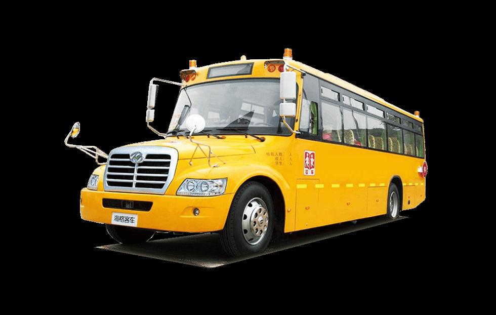 海格牌KLQ6106X型專用校車
