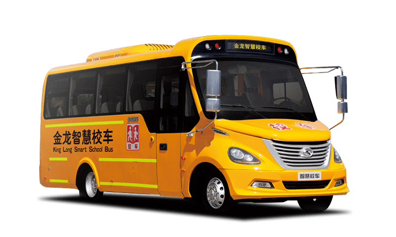 金龙牌XMQ6730ASD型24-41座幼儿专用校车