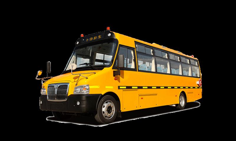 上饶牌SR6766DX型小学生专用校车 24-42座小学生专用校车