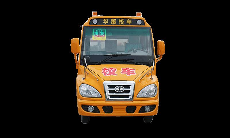 華新牌24-31座HM6690xFD5JN型幼兒專用校車