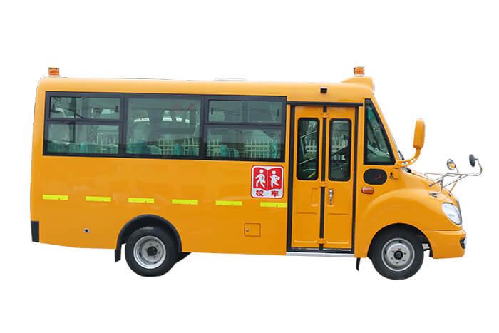 華新牌HM6570xFD5JN型幼兒專用校車 10-19座幼兒園校車