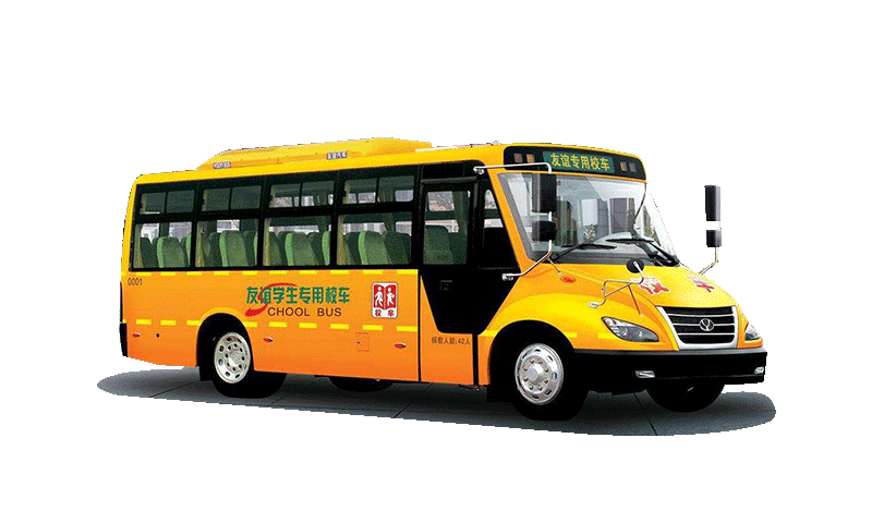 友誼牌ZGT6920DVX型24-53座小學生專用校車