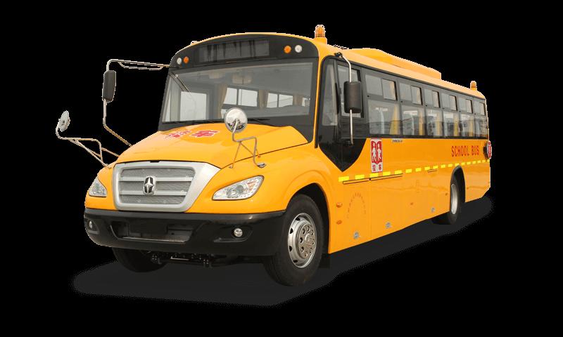 亞星牌24-41座JS6790XCJ01型小學生專用校車