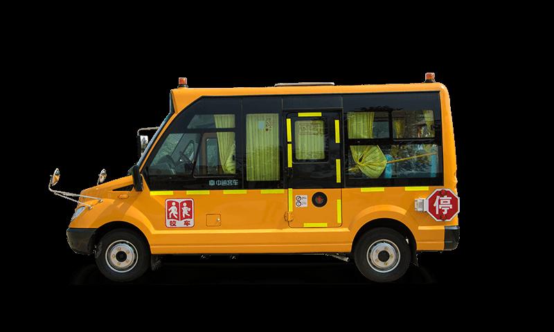 中通牌LCK6530型幼儿专用校车