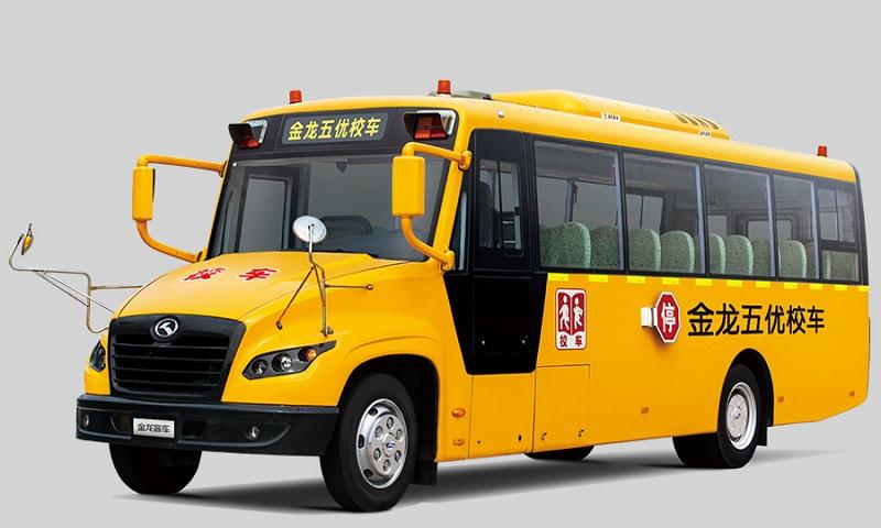 金龍牌24-51座XMQ6960ASD5小學校車